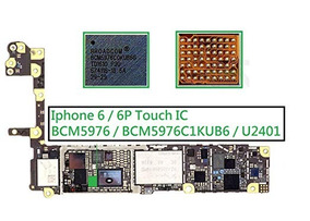 detailed look aa457 71cdd Ic Integrado Touch Iphone 5 5s 5g 6, 6 Plus Bcm5976 U2401