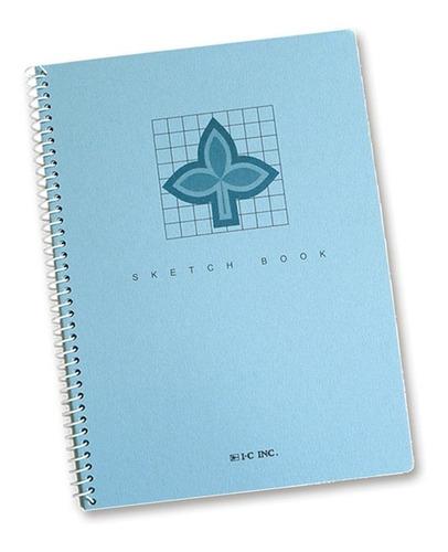 ic sketchbook vertical is-1 16,8 x 23 cm 17  - cromarti