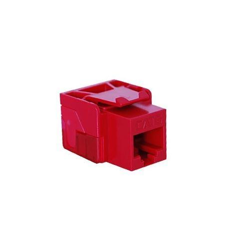 ic1078l6rd - cat6 jck vermelho