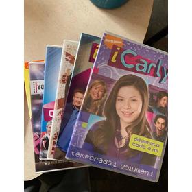 Icarly Dvd Colección Completa