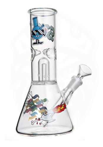 ice bong de vidro squadafum percolator 8005 + brindes