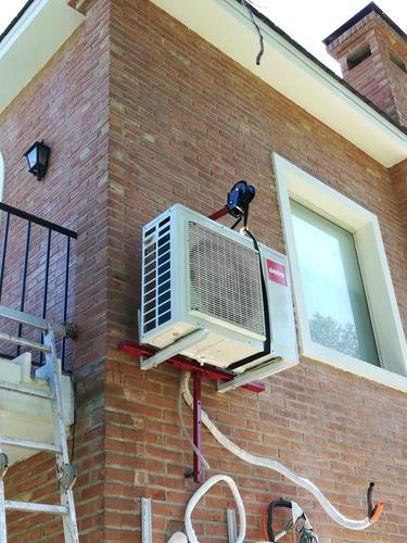 ice cool - instalación de aires acondicionados
