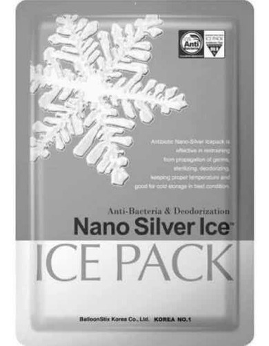 ice pack / gel de frío