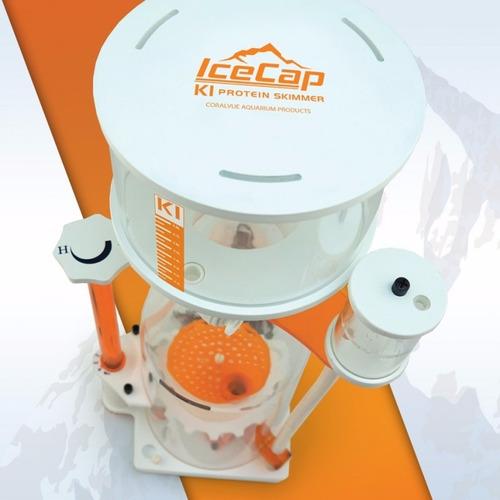 icecap skimmer k1 130 p/ aquários entre 302l e 529l bivolt