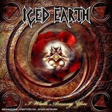 iced earth - i walk among you - cd digipack r$ 22,90 + frete