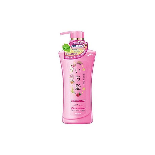ichikami soft volume (new2017!) champú
