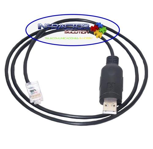 icom opc-1122 cable de programacion usb radios moviles