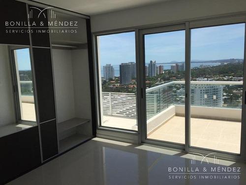 icon brava, imponente pent-house duplex vista 180°