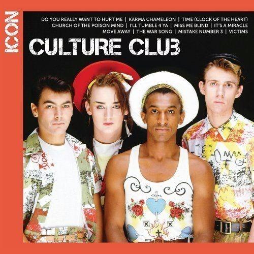 icon culture club audio cd
