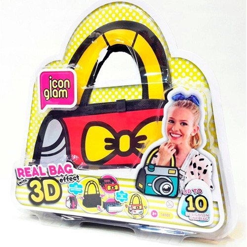 icon glam cartera para personalizar mediana 3d next point
