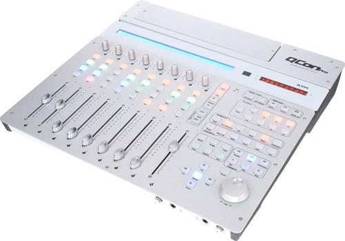 icon qcon pro 8+1 daw controller faders motorizados