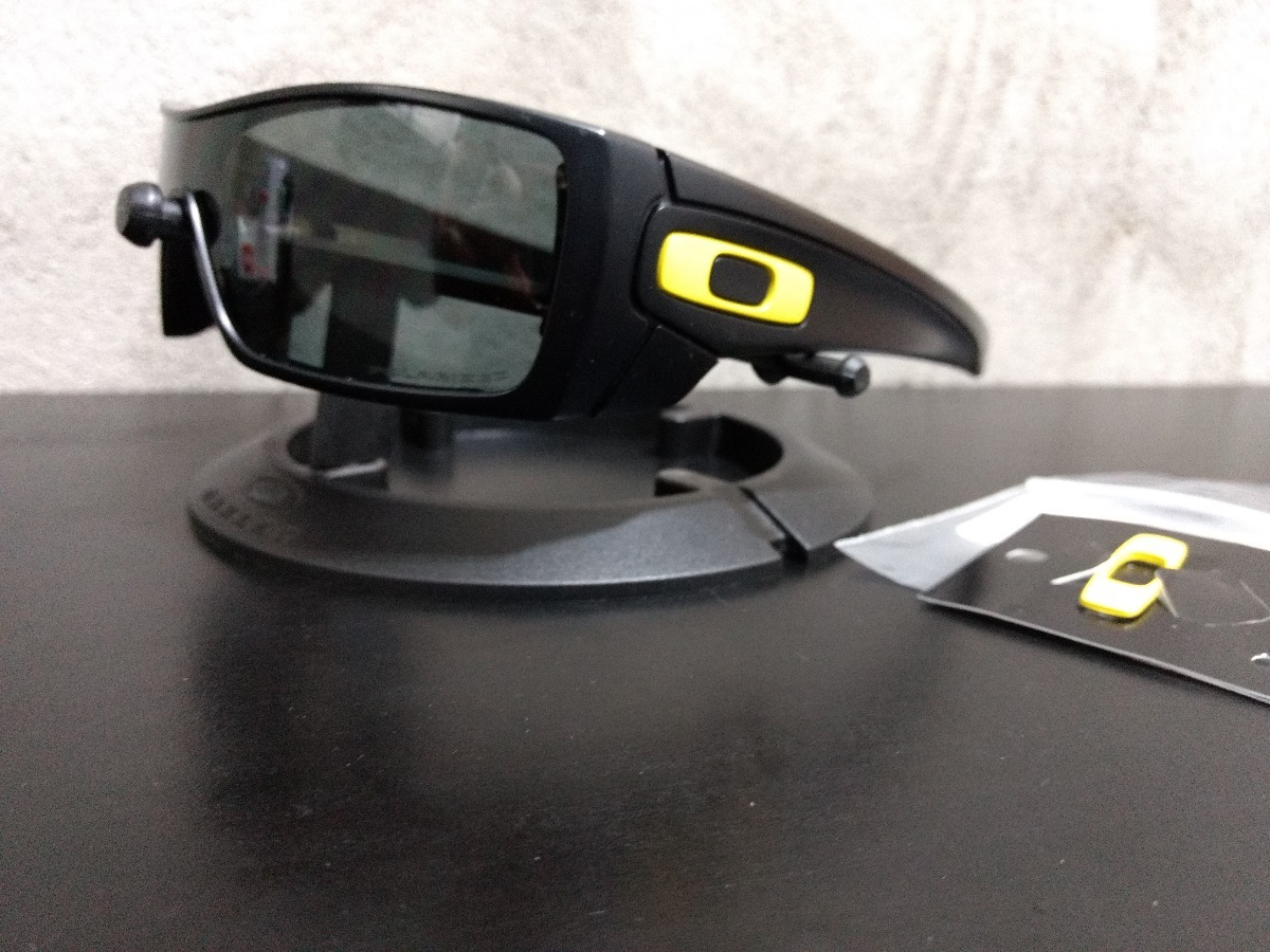 8b0827f22 icons / ícones de reposição oakley óculos batwolf - amarelo. Carregando  zoom.