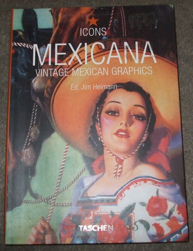 icons mexicana vintage mexican graphics