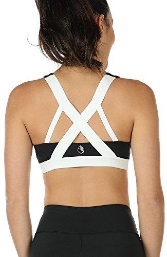 ee23882539f Icyzone Ropa De Yoga Para Mujer Ropa Deportiva Racerback Suj ...