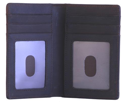 id-credit card holder rfid bloqueo bolsillos delanteros delg