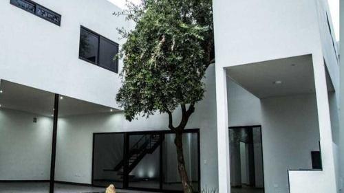 id:103678, acabadosbanquetas y pasillos exteriores depiedra lavada.yeso muestrado en cielos y muros .piso cerámico o porcelánico de 350/400pesos de costo .pintura en muros y techos marca berel