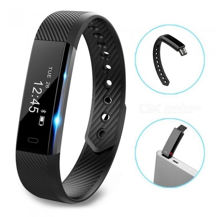 Smartband Smartwatch Reloj Inteligente Veryfit Id115 c4AqSRL5j3