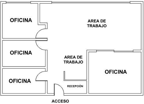 id:17402, renta de oficina ubicada en la colonia anzures, en la calle de shakespeare #19, despacho 101. se trata de un edificio comercial de 6 pisos con bañosen área común. avenidas principales cerc