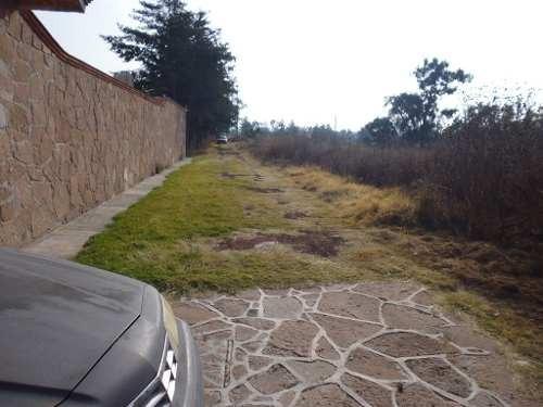 id:35465, terreno habitacional o de bodegas  excelente ubicación  predio denominado el magueyal o centeno inmediato a la carretera la concepción jolalpa-tepetlaoxtoc.t 159-17-12-14id 35465   para m