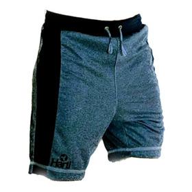 Id469 Hartl Pantalon Corto Short Fitness Running Tendencia
