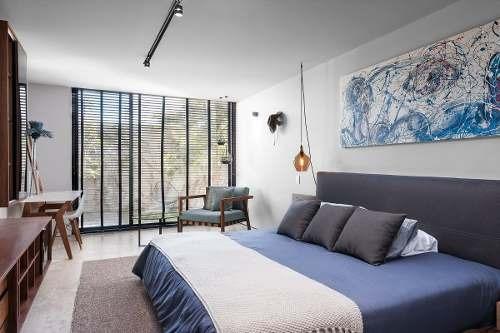 id:78708, exclusivo departamento en venta en condominio con solo 59 departamentos, privacidad, acabados de lujo con estacionamientos amplios y totalmente techados.2 recamaras amplias, la principal