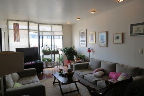 id:79008, en venta precioso departamento en polanco en la calle de lamartine, edificio construido hace 6 años, muy iluminado, techos altos y en perfecto estado.cuenta con recibidor, estancia para sa