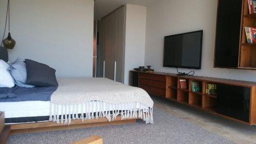 id:79198, penthouse en renta, condominio  cantalagua juriquilla de 59 departamentos con total privacidad.  acabados de lujo!!planta alta. recamara principal con espacio para sala de descanso, walkin