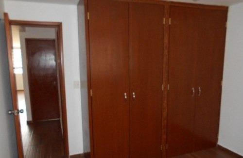 id:79532, departamento con excelente ubicación, vestíbulo de acceso, estancia (sala - comedor), balcón, cocina integral y área con preparaciones para lavadora y calentador, baño, recámara 1 con close