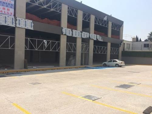 id:79724, plaza comercial con 28 lugares de estacionamiento de uso común renta de 2 locales en la planta alta. local # 3 de 221 m2.local # 4 de 167 m2 se pueden rentar juntos o separadosnuevos se