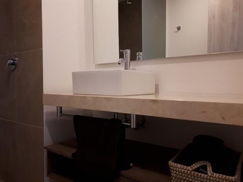 id:80098, ¡se parte de éste exclusivo desarrollo y disfruta de la calidad de vida que ofrece atelier!departamento en renta amueblado ideal para ejecutivos, ofrece: 2  recamaras  y  2 baños completos