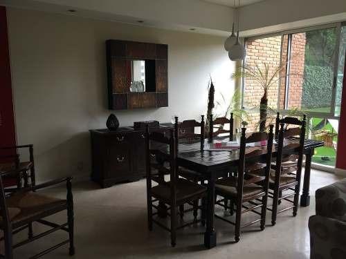 id:80148, vive en hermosos departamento en condominio en segundo piso con amplios espacios, vista verde espectacular y seguridad las 24 horas.consta de amplia estancia para sala y comedor, antecome