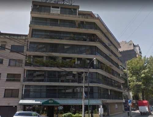 id:80186, se renta bonito departamento muy iluminado, en la calle de lope de vega # 226 int 302, esquina newton, entre la calle de homero y horacio. ubicado en 3er. piso, consta de 173m2 con 3 recáma