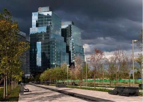 id:80222, oficinas en edificio corporativo de 3 torres  con una vista inmejorable de santa fe y el nuevo parque la mexicana.cuenta con la certificación leed (liderazgo en energía y diseño ambiental