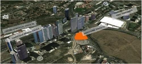 id:80424, oficinas en edificio corporativo de 3 torres  con una vista inmejorable de santa fe y el nuevo parque la mexicana.cuenta con la certificación leed (liderazgo en energía y diseño ambiental
