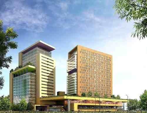 id:8637, proyecto del despacho de arquitectos legorreta & legorreta.desarrollador grupo gigante.construcción en 4 etapas .1a. etapa. 230 deptos., 22 pisos, superficies desde 63 m2 hasta 170 m2
