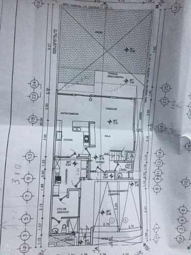 id:97344, casa habitaciòn,  nuevaconsta de   pb  cochera doble, techada, acceso,,  recibidor ,1/2 baño social , sala comedor,r , ante-comedor,,terreza jardin,  cocina,  ,, lavanderia, cuarto de ser