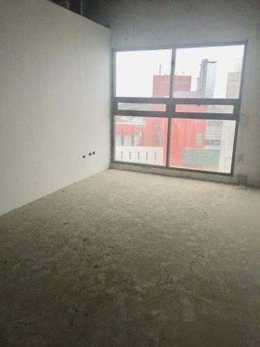 id:98872, excelente departamento en obra blanca para que usted lo termine a su gusto, ubicado en el piso 12, con maravillosas vistas hacia la sierra madre, con recibidor,sala,cocina, 3 recamaras con