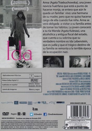 ida pawel pawlikowski pelicula dvd