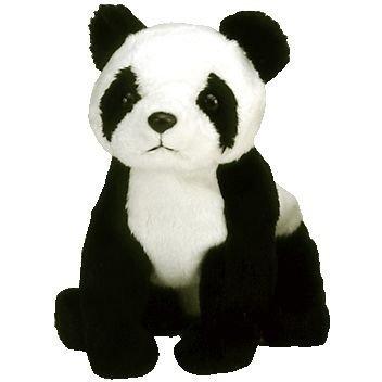 idad beanie baby - china panda