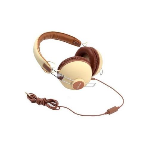 idance auricular vincha tipo vintage c/ microfono hipster701