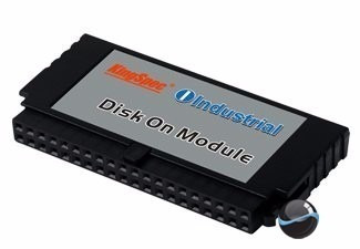 ide flash module dom 40 pinos 4gb kingspec