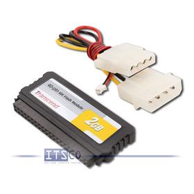 Ide Flash Module Dom Transcend 2gb 40 Pinos Original Lacrado