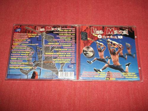 idea musical - generacion 101 cd doble nac ed 1999 mdisk