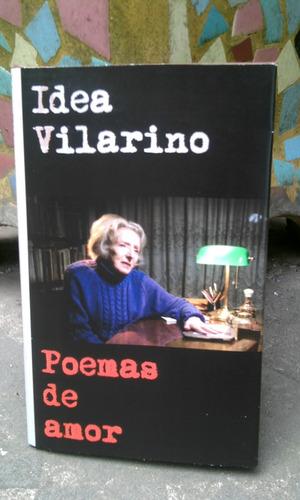 idea vilariño - poemas de amor - tapa dura - onetti
