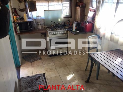 ideal 2 familias ,lote 8,66 x 20,79, garage,terraza