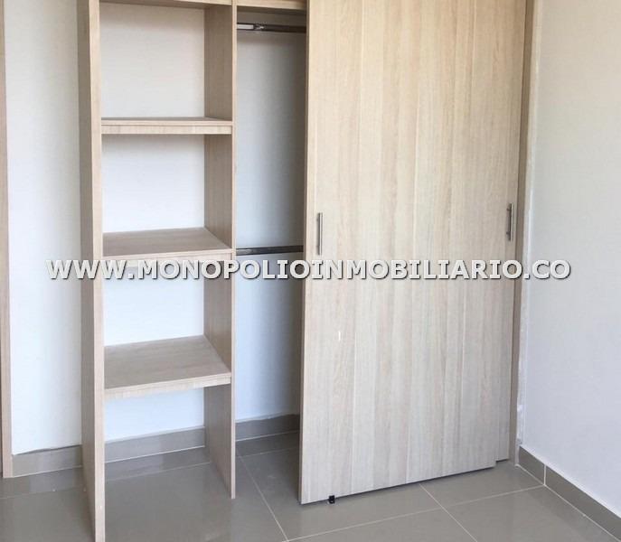 ideal apartamento en venta robledo cod: 17694