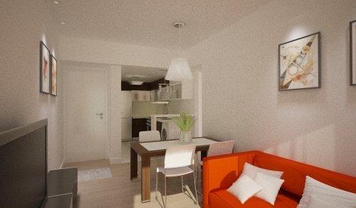 ideal inversión!!  departamento disponible de 1 dormitorio pasco 1600