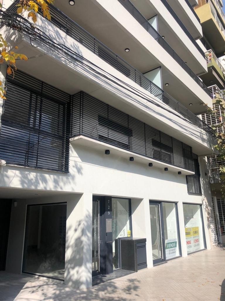 ideal inversion - departamento a metros de facultades - zona mercado del patio - a estrenar
