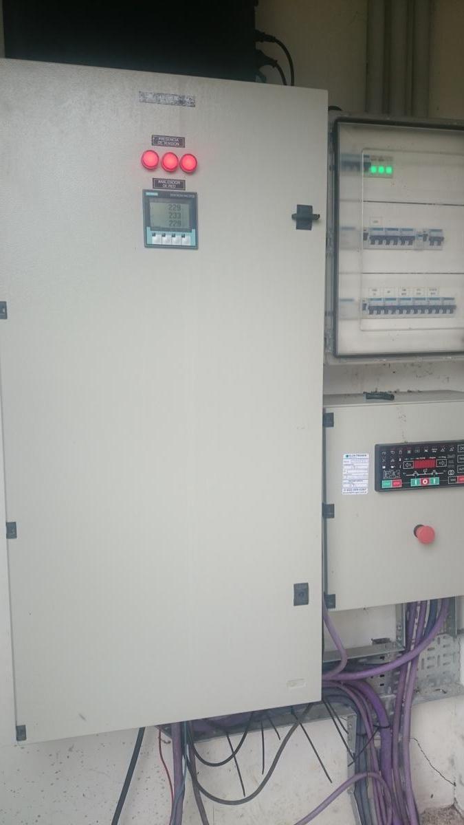 ideal para laboratorio, producción intensiva, acopio cerealero, logística, etc.
