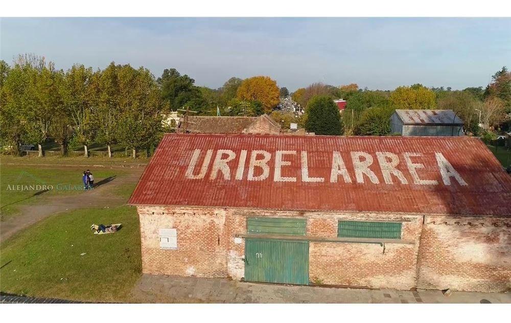 ideal terreno a la venta en chacras de uribelarrea